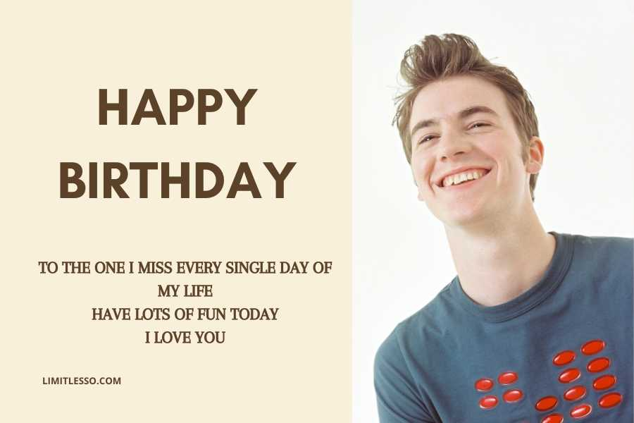 2020 Most Romantic Birthday Wishes For Boyfriend Long Distance Limitlesso